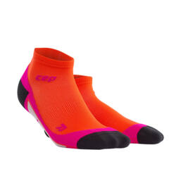 CEP Low cut socks női sunset/pink