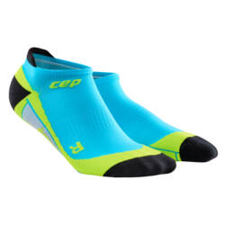 CEP No show socks férfi hawaii blue/green