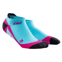 CEP No show socks női hawaii blue/pink