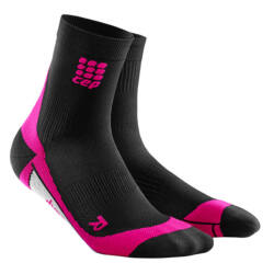 CEP Short Shocks női black/pink
