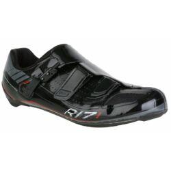 Shimano R171L országúti cipő, fekete, 44-es