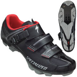 Specialized Comp MTB 2011 black/red 47-es