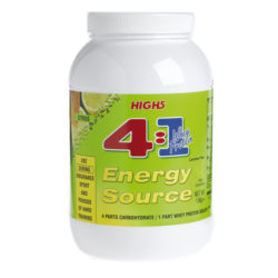 4:1 Energy Source citrus 1,6kg (40 adag)