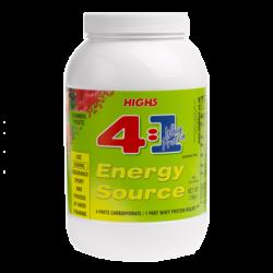 4:1 Energy Source nyárigyümölcs 1,6kg (40 adag)