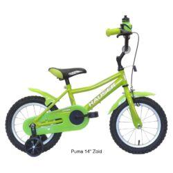 "Hauser Puma 14"" zöld"