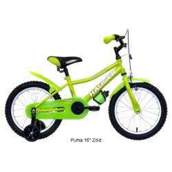 "Hauser Puma 16"" zöld"