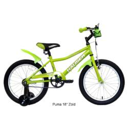"Hauser Puma 18"" zöld"