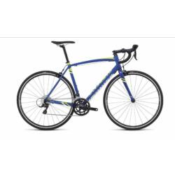 Specialized ALLEZ E5 SPORT 2016-54 cm-Gloss Blue / Hyper / White