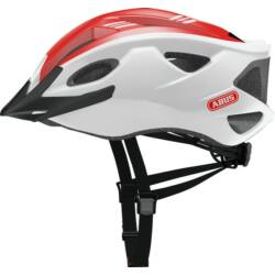 ABUS S-CENSION 54-58 cm fehér-piros