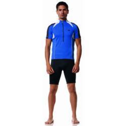 Bicycle Line Ryan rövid ujjú mez (kék) M-es méret